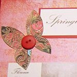 From the Butterflies Are Free webisode on The Scrapbook Lounge